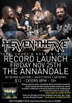 Sex, Chugs & Rock 'N' Roll - Record Launch - Annandale