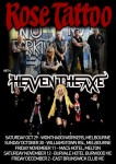 Heaven The Axe & Rose Tattoo Tour 2012